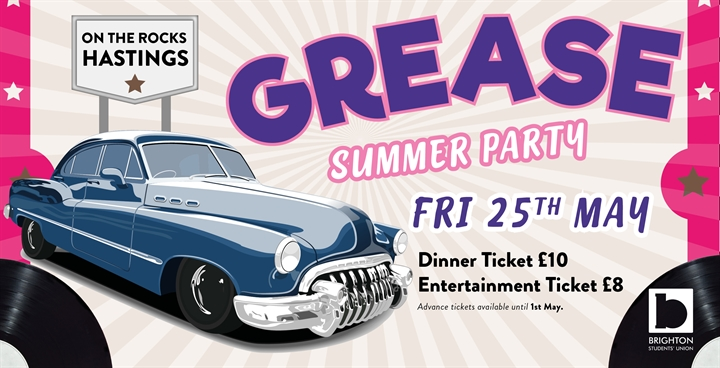 Hastings - Grease Summer Party