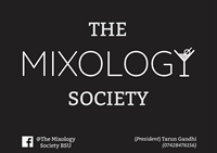 Mixology Society Welcome event