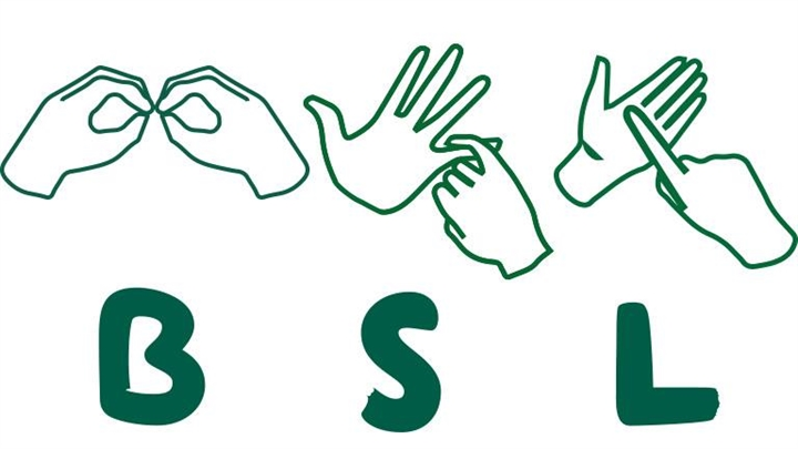 British Sign Language Society Welcome Event