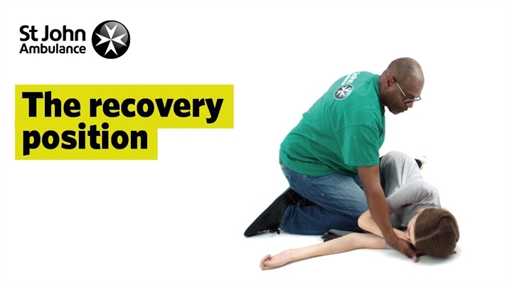 Training Session  - Recovery Position