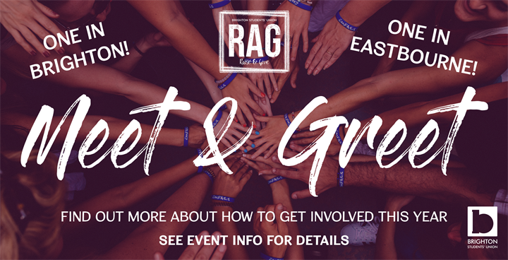RAG Meet & Greet - Eastbourne