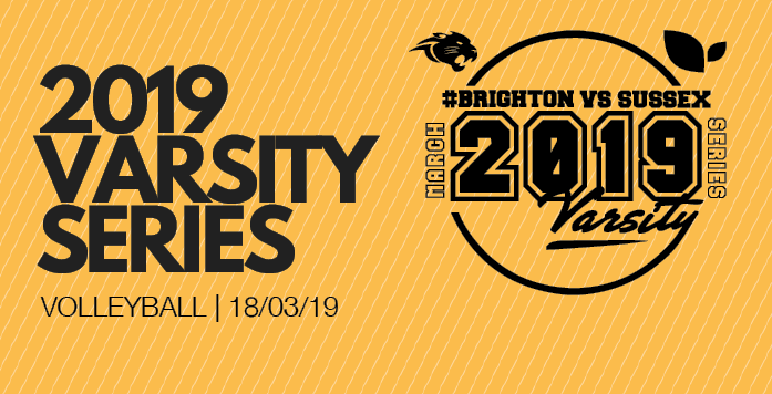 Varsity Series 2019: Men's and Women's Volleyball
