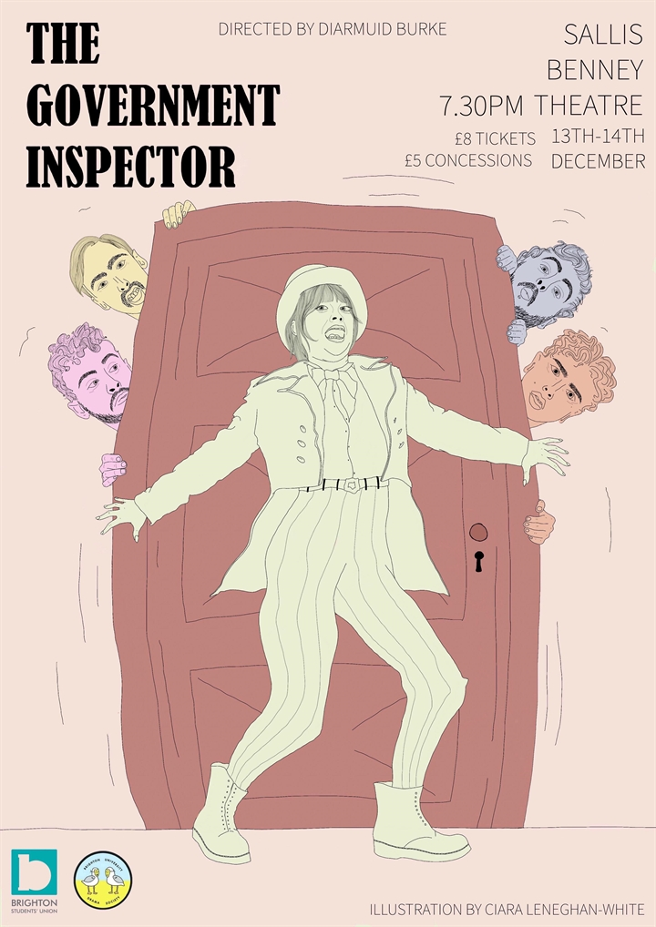 The Government Inspector - Friday 14th